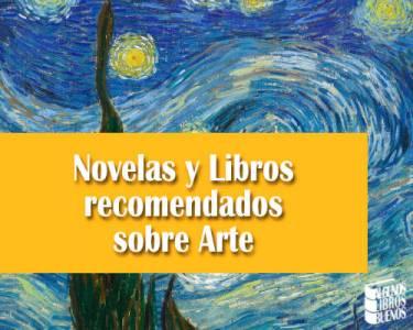 Novelas y Libros recomendados sobre Arte