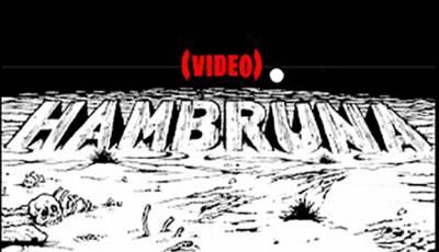 Video HAMBRUNA - Editado a partir de una historieta de O.. Mejía