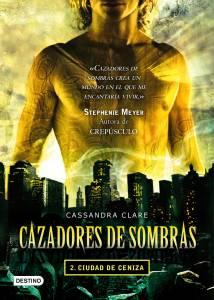 Reseña - 'Ciudad de Ceniza' de Cassandra Clare