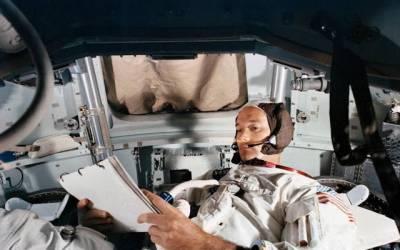 El Hombre de Anchiano: Michael Collins, el gladiador espacial