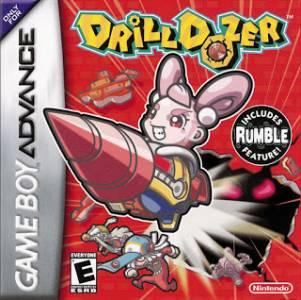 Retro Review: Drill Dozer
