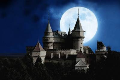 Los Castillos De Celia