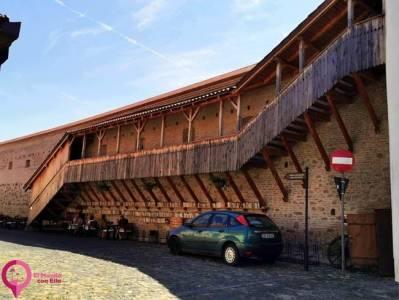 La Ciudad Medieval De Medias