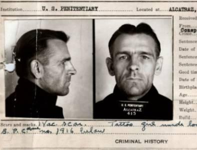Bernard Coy y la batalla de Alcatraz