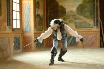 Ya nadie teme a un caballero barroco