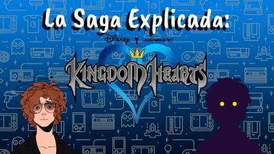 Kingdom Hearts La Saga Explicada Parte 1