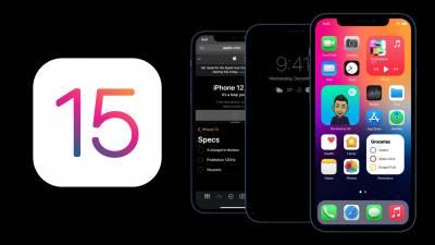 iOS 15: Caracteriscas, Terminales y Fecha de Lanzamiento
