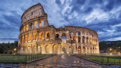 Lugares del mundo 'Roma, Italia'