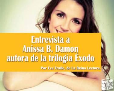 Entrevista a Anissa B. Damon