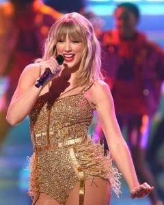 Taylor Swift será galardonada en los Brit Awards 2021