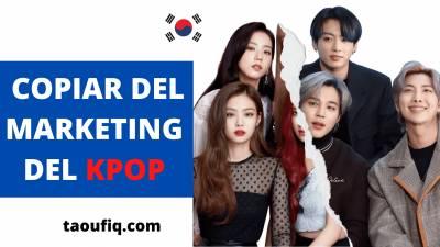 Lo que todos los especialistas en marketing pueden aprender del K-Pop