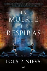 Libros en mi biblioteca: La muerte que respiras