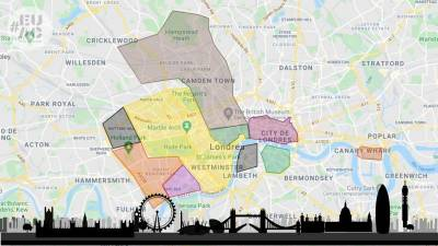 Las mejores zonas para alojarse en Londres