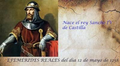 Cosas De Historia Y Arte: Efemérides Reales Del Día 12 De Mayo