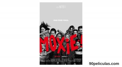 Moxie Película Para Mujeres De Netflix