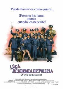 Crítica: Loca academia de policía