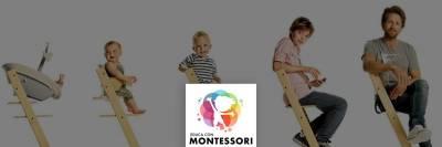Tronas evolutivas Montessori: el secreto para elegir bien | Educa con Montessori