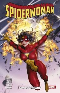 Reseña de Spiderwoman Mala Sangre
