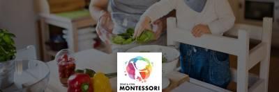 Cómo preparar la cocina al estilo Montessori para tu peque