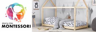 5 razones para comprar una cama montessori