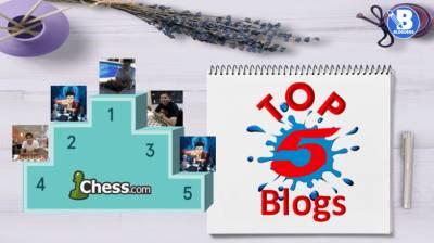TOP 5: Blogs de Ajedrez en Español de Chess. com