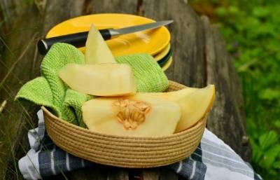 Melón, una fruta rica en nutrientes