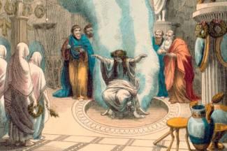 Magia en la Antigua Roma