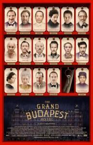 Crítica El Gran Hotel Budapest (2014)