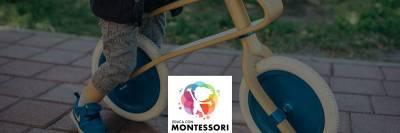 Bicicleta sin pedales: ¿Por qué tu hijo debería tener una? | Educa con Montessori