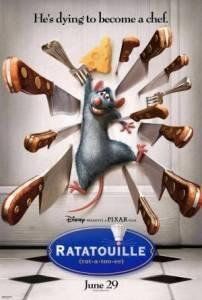 Crítica Ratatouille (2007)