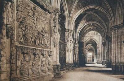 Capillas menores de la Catedral de Burgos (I)