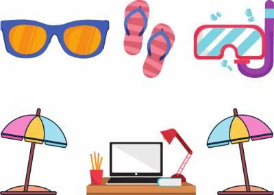 Cómo aprovechar el verano como freelancer - S.A.T.E.C