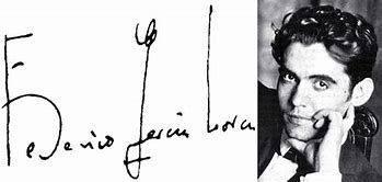 123 años, Federico García Lorca – Imágenes que escribo