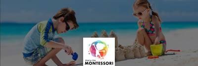Verano Montessori: actividades y recursos para la playa | Educa con Montessori