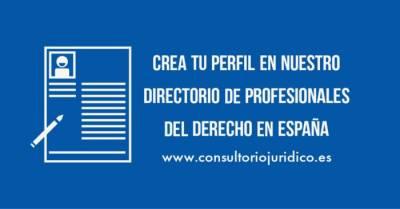 Añade tu despacho - Consultorio Jurídico