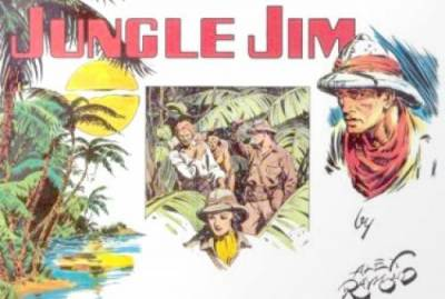 Jungle Jim de Alex Raymond