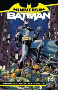 Reseña de Universo Batman, de Brian Michael Bendis