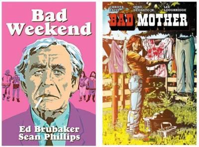 Serie negra con un toque especial: 'Bad Weekend' y 'Bad Mother'