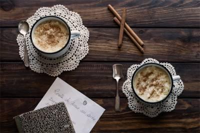 Arroz con leche asturiano receta tradicional - Dulcespostres. com
