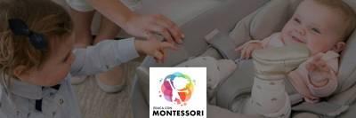 Hamacas para bebés: ergonómicas, ligeras y prácticas | Educa con Montessori