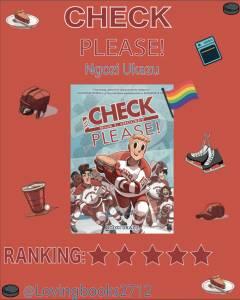 Opinión de: Check Please! Book 1:#HOCKEY de Ngozi Ukazu