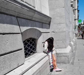 Fotografías sobre Madrid