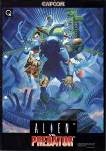 Retro Review: Alien vs Predator (Arcade)