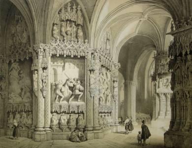 Capillas menores de la Catedral de Burgos (III)