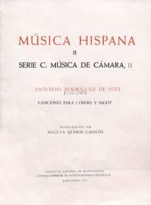 Cosas De Historia Y Arte: Antonio Rodríguez De Hita