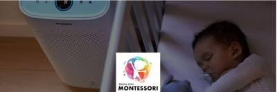 El mejor purificador de aire para bebés (adiós a alergias y catarros) | Educa con Montessori