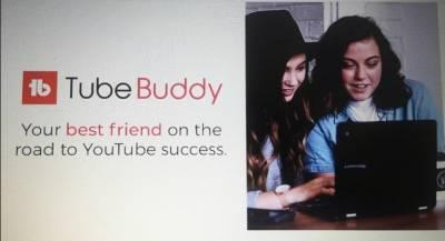 Haz crecer tu canal de YouTube desde hoy mismo con TubeBuddy