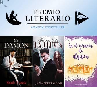 Participantes Al Premio Literario Amazon 2021 Género Romance 1