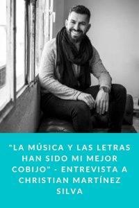 'La música y las letras han sido mi mejor cobijo' - Entrevista a Christian Martínez Silva - Munduky