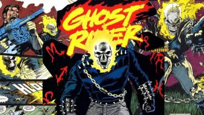 Ghost Rider: Un Espíritu De Venganza
